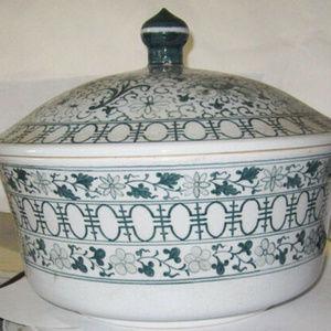soup tureen antique